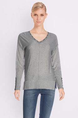 Pull DDP F3SUGCC Gris