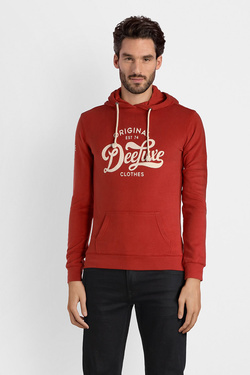 Sweat-shirt DEELUXE S18542 Rouge