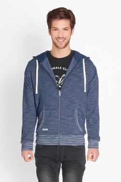 Sweat-shirt DEELUXE S18549BLDB Bleu