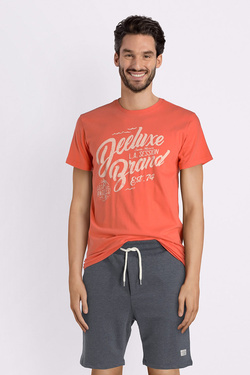 Tee-shirt DEELUXE S18141ORAB Orange