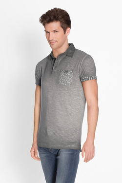 Polo DEELUXE S18226GREB Gris