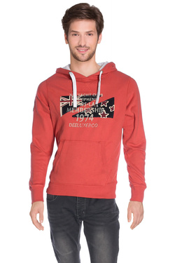 Sweat-shirt DEELUXE W16533 Brique