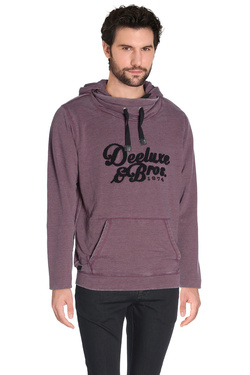 Sweat-shirt DEELUXE W16510 Violet prune