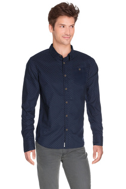 DEELUXE - Chemise manches longuesW16403Bleu marine