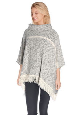 Poncho DEELUXE W16508G Gris