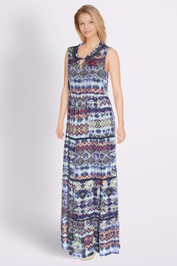 DESIGUAL - Robe72V2WE4Bleu