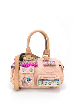 DESIGUAL - Sac71X9JC6Rose pale