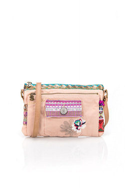 DESIGUAL - Sac71X9JC7Rose pale