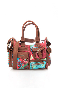 DESIGUAL - Sac71X9EY2Rouge