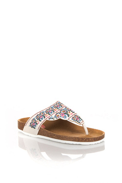 DESIGUAL - Chaussures74HSWC5Blanc