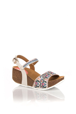 DESIGUAL - Chaussures74HSWC9Blanc