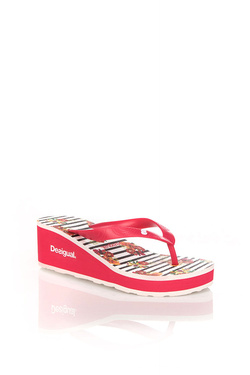 DESIGUAL - Chaussures74HSED8Rose