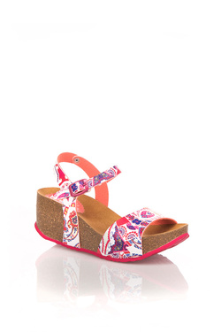 DESIGUAL - Chaussures74HSEH7Rose