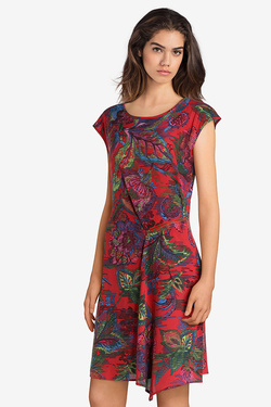 Robe DESIGUAL 18SWVWBT VEST_OFELIA Orange