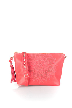 Sac DESIGUAL 18SAXP66 BOLS_ANONYMOUS Rouge