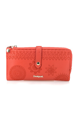 Portefeuille DESIGUAL 19SAYP39 Rouge
