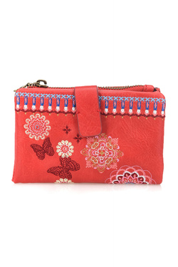 Portefeuille DESIGUAL 19SAYP36 Rouge