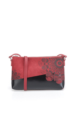 Peony Rouge Classic Sac Guess Satchel Marques Dome FemmeDes