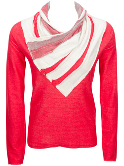 DESIGUAL Pull rouge 55S26A0 ANTAST