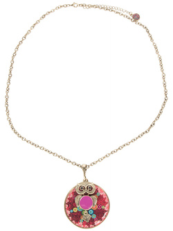 DESIGUAL Collier or 57G55D5 BUHO