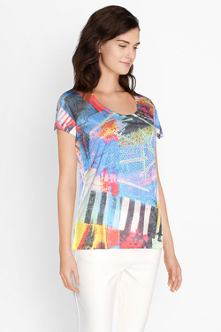 DIANE LAURY - Tee-shirt49DL2TS101Multicolore