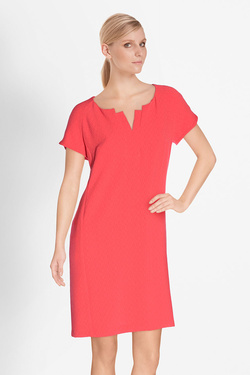 DIANE LAURY - Robe49DL2RO103Rouge