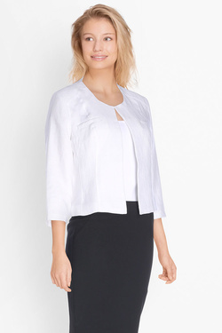 DIANE LAURY - Veste49DL2VE202Blanc