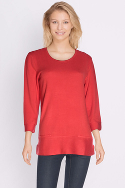 DIANE LAURY - Pull49DL2PU802Rouge
