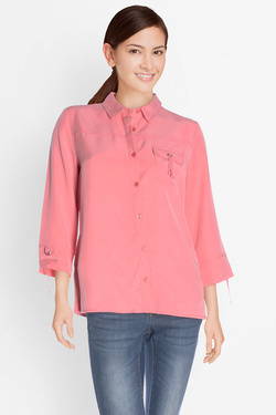 Chemise manches longues DIANE LAURY 49DL2CH400 Rose