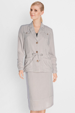 DIANE LAURY - Veste49DL2VE600Beige