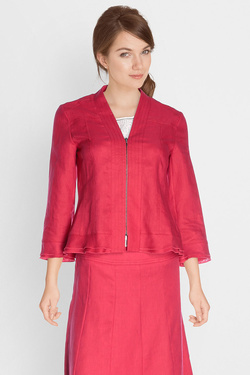 DIANE LAURY - Veste49DL2VE500Rose vif