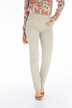 Pantalon DIANE LAURY 49DL2PS804 Marron clair