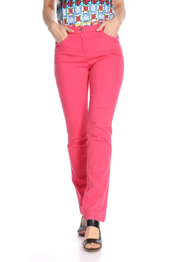 Pantalon DIANE LAURY 49DL2PS804 Rose vif