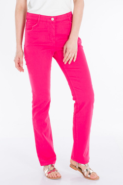 DIANE LAURY - Pantalon49DL2PS804Rose fuchsia