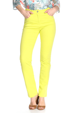 Pantalon DIANE LAURY 49DL2PS804 Jaune
