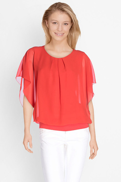 DIANE LAURY - Blouse49DL2TS114Rouge