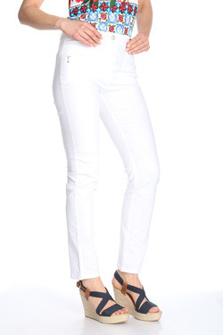 Pantalon DIANE LAURY 49DL2PS902 Blanc