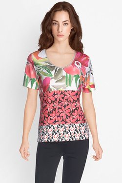 Tee-shirt DIANE LAURY 49DL2TS007 Rose