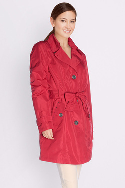 Trench DIANE LAURY 49DL2IM900 Rouge