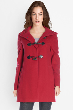 Manteau DIANE LAURY 50DL2MA960 Rouge