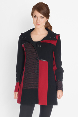 Manteau DIANE LAURY 50DL2MA961 Rouge