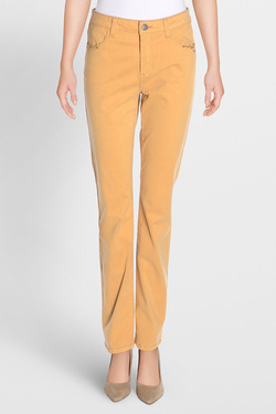 Pantalon DIANE LAURY 50DL2PS800 Jaune