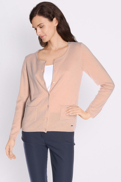Gilet DIANE LAURY 50DL2GI820 Rose pale
