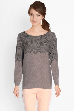 Pull DIANE LAURY 50DL2PU229 Taupe