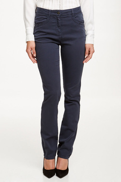 Pantalon DIANE LAURY 50DL2PS801 Bleu marine