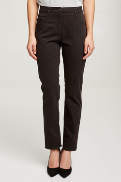 Pantalon DIANE LAURY 50DL2PS801 Noir