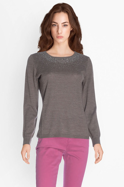 Pull DIANE LAURY 50DL2PU826 Taupe