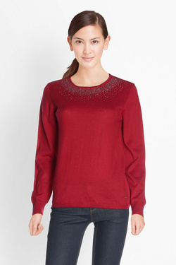 Pull DIANE LAURY 50DL2PU826 Rouge