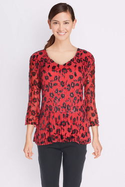 Blouse DIANE LAURY 50DL2TS348 Rouge