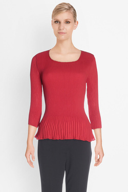 Blouse DIANE LAURY 50DL2TS346 Rouge